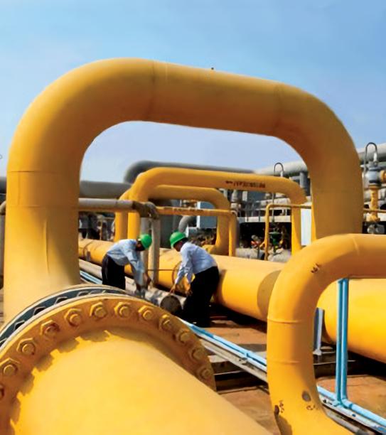 Endüstriyel Doğalgaz Tesisatı Sistemleri ve Çözümleri