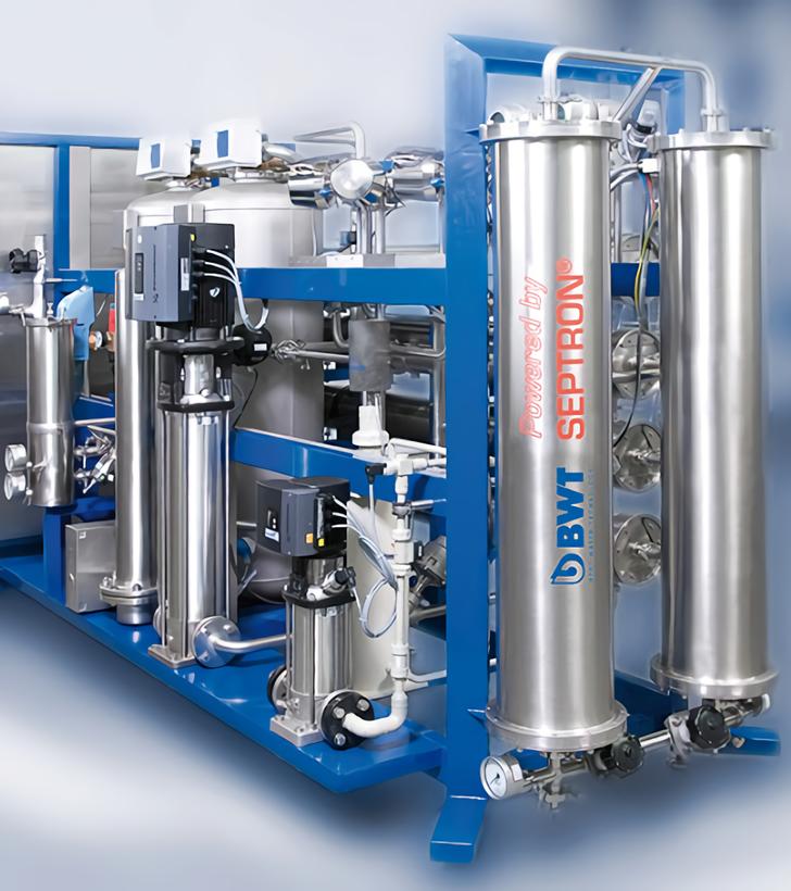 Endüstriyel Su Arıtma Sistemleri ve Çözümleri