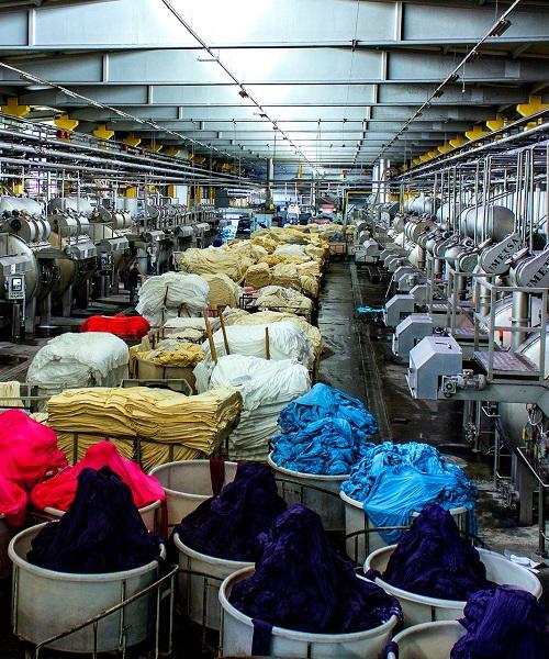 tekstil fabrika